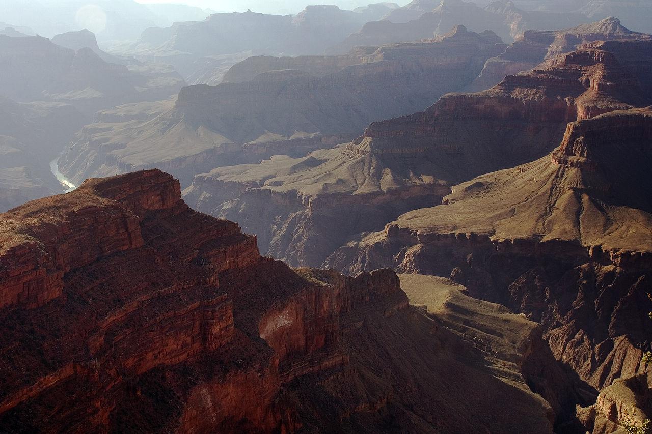 Krypta im Grand Canyon