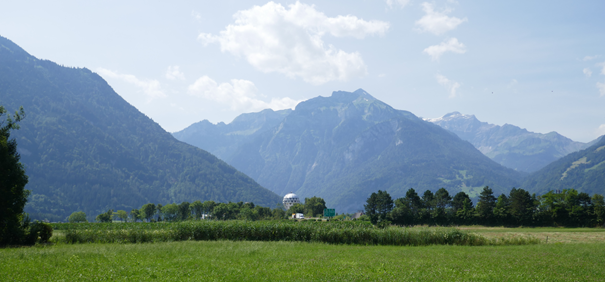 Aliens zwischen Bergen – Ein Tag im JungfrauPark Interlaken