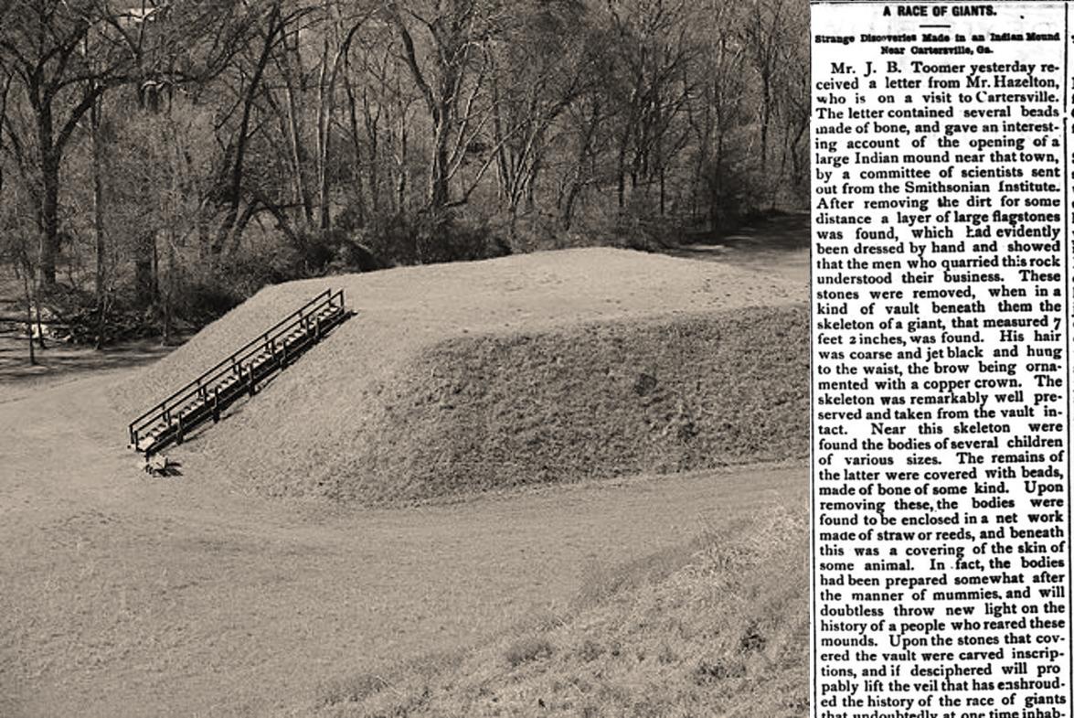 A Race of Giants? – Riesenskelette aus Georgia
