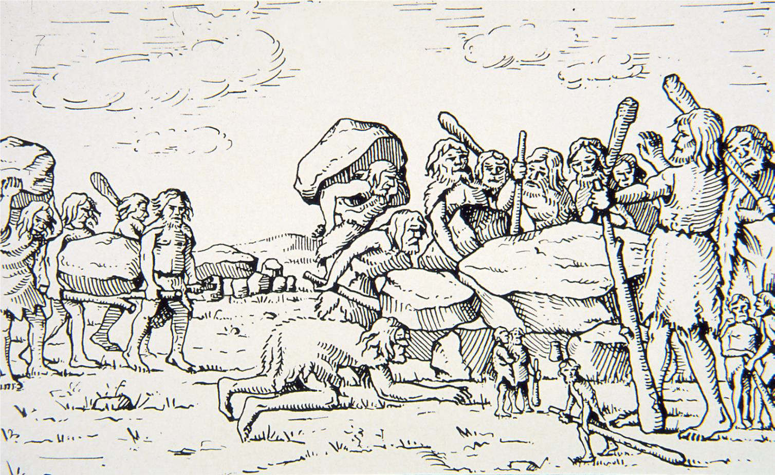 Steine für Giganten (3/3) – Riesen als Megalithbaumeister
