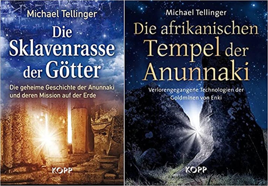 Michael Tellinger und die Anunnaki in Afrika – Kritik