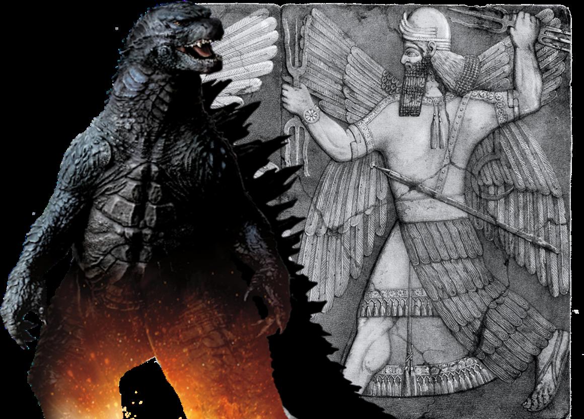 Godzilla in Assyrien – Altorientalische Mythen und der moderne Monsterfilm