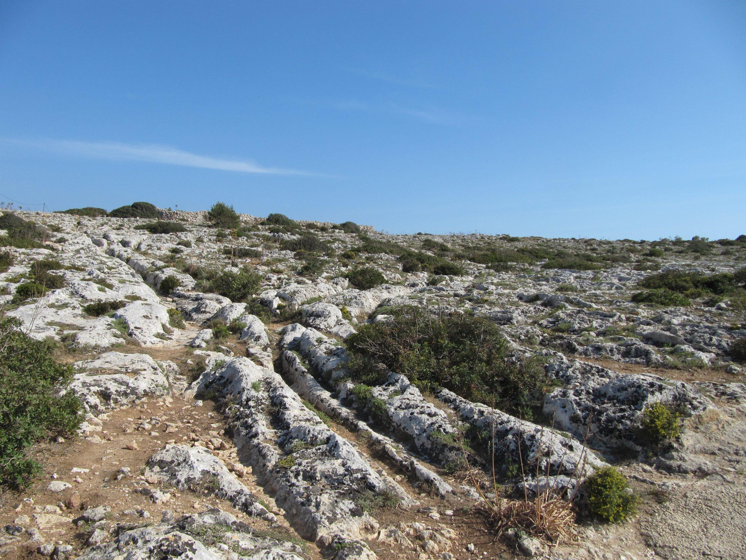 Die Gleise von Malta
